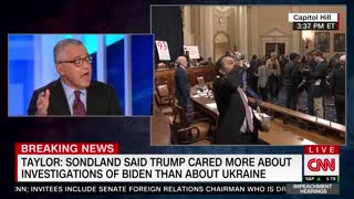 Even CNN Calls Out The Big Problem In Dem's Case For Impeachment
