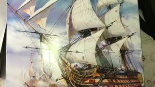 HMS Victory Part 1
