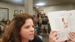 Patriot fights back at school board meeting