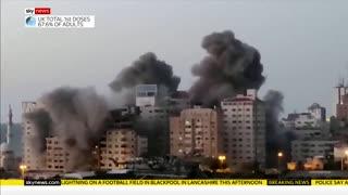 Israel unrest hamas war