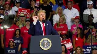 Donald Trump Take Back Tour - Wellington, OH.