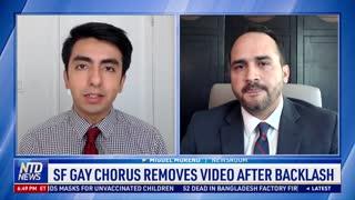 San Francisco Gay Chorus Removes Video After Backlash