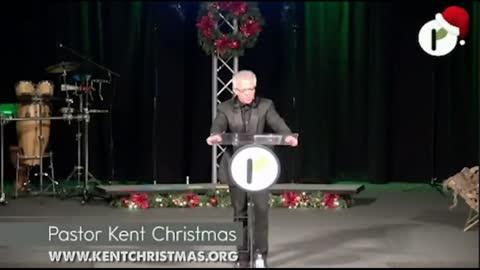 Pastor Kent Christmas - God's Gift Christmas 2020 - Hallelujah