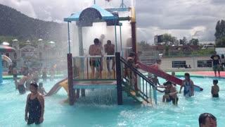 Fun Park In Mountain Area