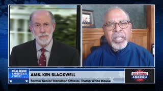 Securing America #43.6 with Ken Blackwell - 02.16.21