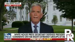 President Trump triggered media analyst from FOX News