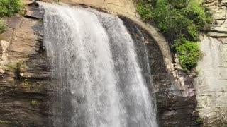 Glass Falls, North Carolina