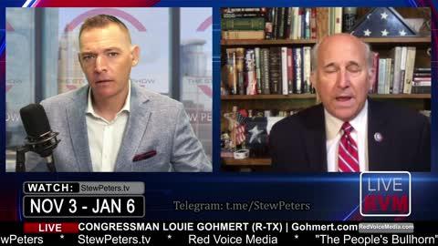Rep Louie Gohmert Answers Tough Questions About Cop 'Suicides', Jan 6, Political Prisoners and MORE!