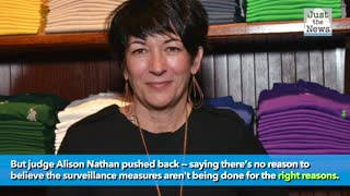 New York federal Judge denies Ghislaine Maxwell's request to join general prison population