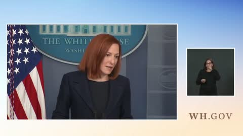 Reporter Confronts Psaki About Biden Traveling During Pandemic—Her Response Is Stunning