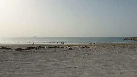 Sun, Sea & Sand at AlRams Beach