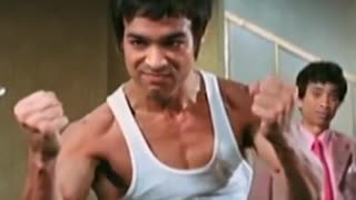 Is that bruce lee?