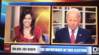 Creepy China Joe Biden