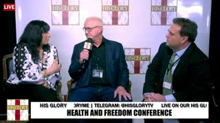 Jeffery Prather: Health and Freedom Conference Tulsa Day 1