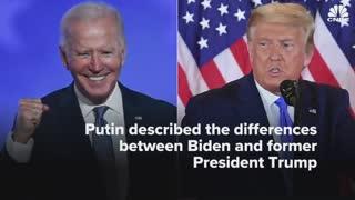 Russian President Vladimir Putin speaks with NBC News ahead of Summit with President Joe Biden