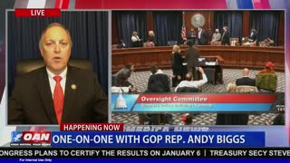 Congressman Biggs calls out COVID-19 hypocrisy by Democrats
