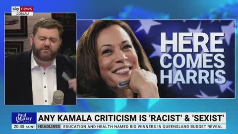 Kamala Harris is perfect.