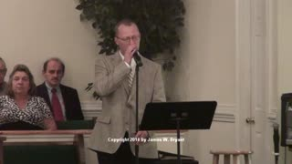 Special Song - I Surrender All, by James W. Bryant, 2014