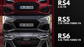 AUDI RS Models - 2021 Audi - GMD Motors