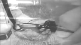 Double Action Revolver Shooting