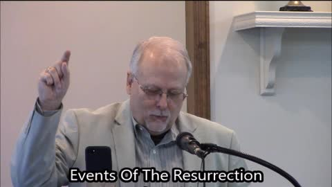 Events At The Resurrection