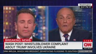 Rudy Giuliani and Chris Cuomo slug it out in heated interview part four