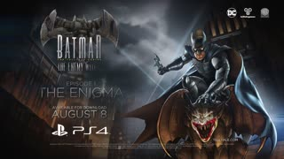 Batman The Enemy Within Official Launch Trailer