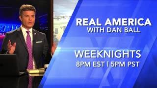 Real America - Tonight October 25, 2021