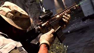 Call of Duty Modern Warfare XRK Weapons Pack Trailer