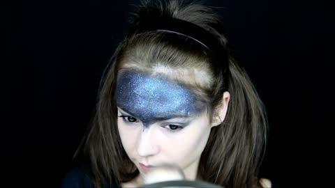 Black Widow makeup tutorial