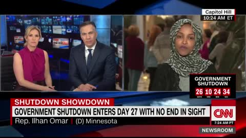 CNN Calls Out Democrat Rep. Ilhan Omar (MN) For Lying