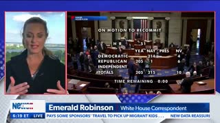 House passes DC statehood bill