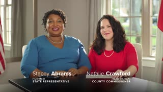 Stacey Abrams Superbowl AD