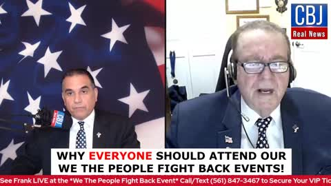 *Raving Review*... Why You Should be at the We The People Fight Back Event...