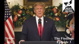 The Findings – Episode 3 Trump's Message on Coronavirus Relief – The SPARS PANDEMIC