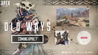 Apex Legends The Old Ways Event - Official Trailer