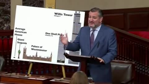 'It's A Trap!': Ted Cruz Invokes Admiral Ackbar Urging Republicans To Oppose Infrastructure Bill