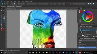 Pen Tool Masking in Affinity Designer