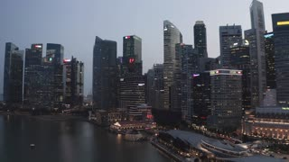 Financial District Singapore