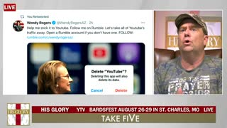 Take FiVe: News & Updates July 28