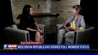 Wis. Republicans denied poll worker status
