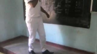High School Fun in a South Asian School