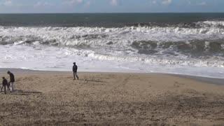 Half Moon Bay, CA — Half Moon Bay State Beach #2