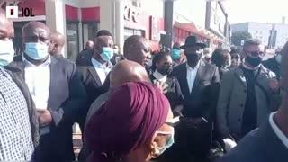 President Cyril Ramaphosa in KZN to assess damage