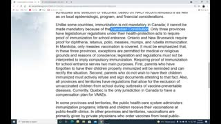 Discrimination is illegal in Canada