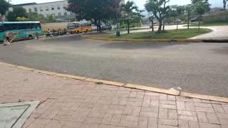 Debido a accidente, vía de Bucaramanga permanecía cerrada