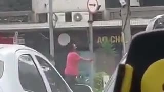 When You Are Absolutely Tired Of The Traffic Lights