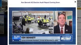 Ken Bennett Talks About Upcoming Audit Report - release in 2 weeks?