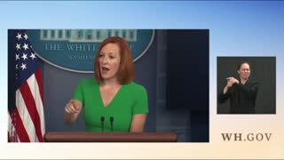 Peter Doocy Asks Jen Psaki If Certain Fauci Clips Will Be Removed For Spreading Disinformation