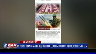 Report: Iranian-backed militia claims to have terror cells in U.S.